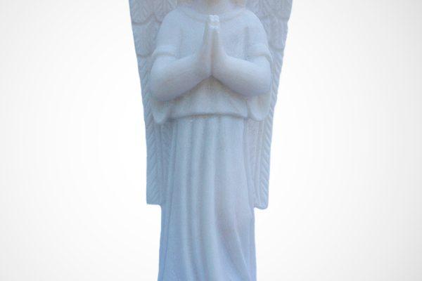 Anjo a rezar